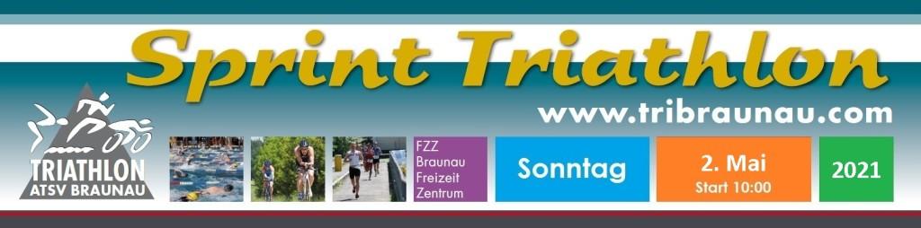 Triathlon Braunau Banner 2021